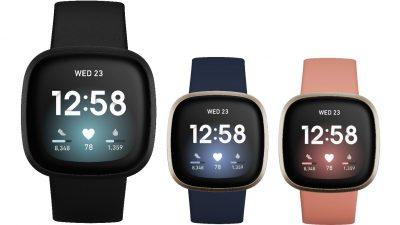 Fitbit Versa 3 mejores smartwatch 2021