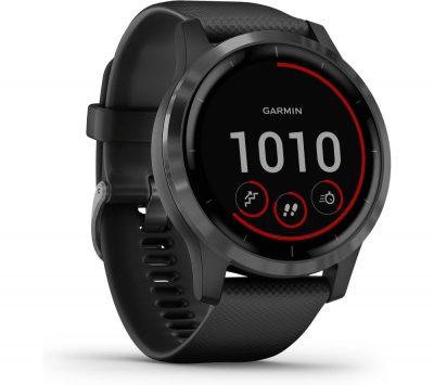 Garmin Vivoactive 4 - Reloj inteligente con GPS y control de la salud