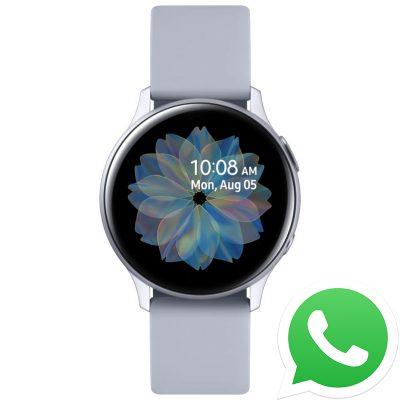 Samsung Galaxy Watch Active 2 reloj con watsapp