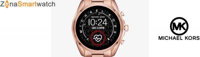 marcas relojes inteligentes Michael Kors