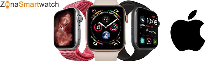 marcas smartwatch apple