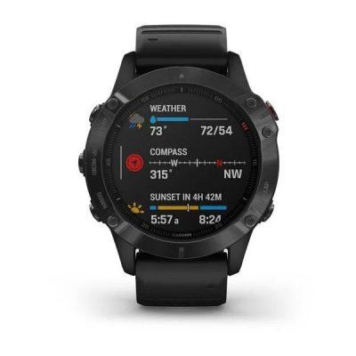 mejor Smartwatch GPS Garmin Fenix 6