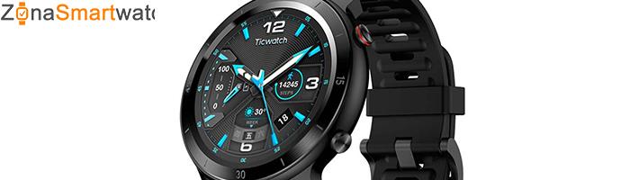mejores marcas de relojes inteligentes TicWatch