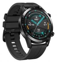 Huawei Watch GT2 Sport – Smartwatch con Caja de 46 Mm (Hasta 2 Semanas de Batería, Pantalla Táctil Amoled de 1.39″, GPS, 15 Modos Deportivos, Llamadas Bluetooth)