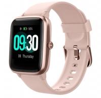 Willful Smartwatch (Reloj Inteligente con Pulsómetro, Cronómetro, Calorías, Monitor de Sueño, Podómetro, Pulsera Actividad Inteligente Impermeable IP68)